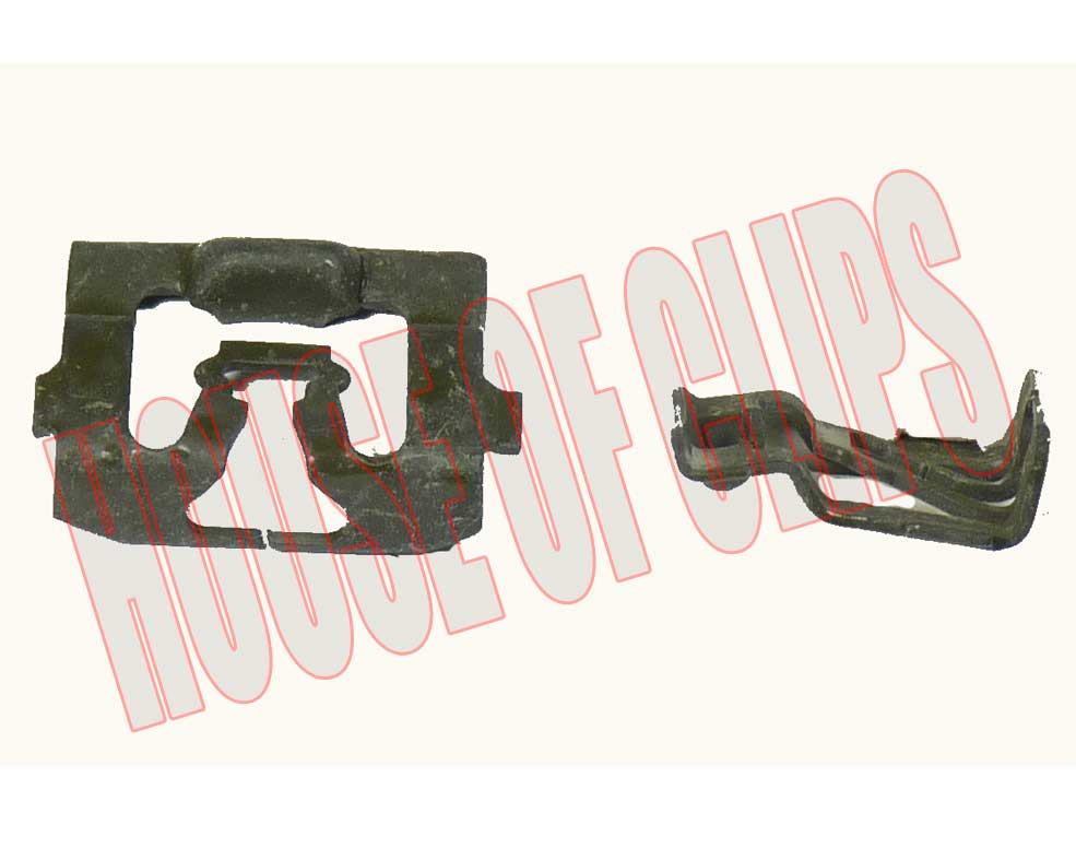 Moulding Clip Windshield & Back Glass