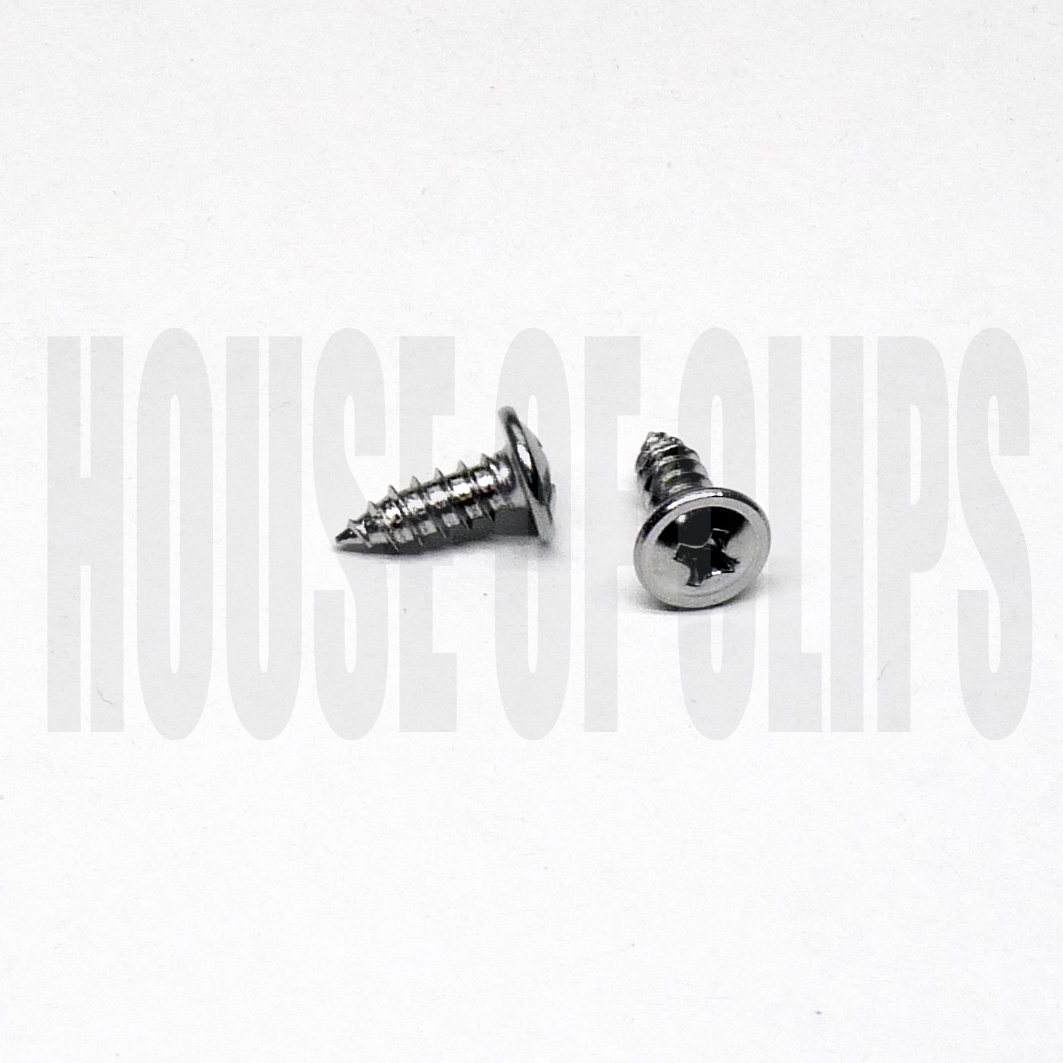 Screw - tapping , phillips washer head